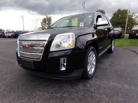 2010 GMC Terrain for sale at Pool Auto Sales Inc in Spencerport NY