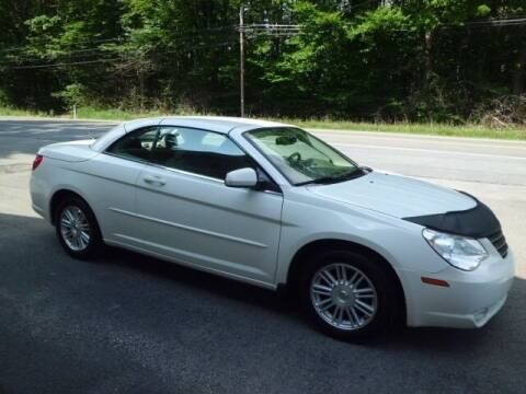 2008 Chrysler Sebring for sale at Boot Jack Auto Sales in Ridgway PA
