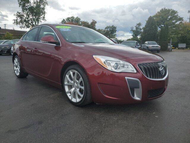 2017 Buick Regal for sale at Newcombs Auto Sales in Auburn Hills MI