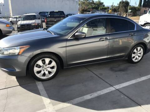 2010 Honda Accord for sale at Quality Car Sales in Whittier CA