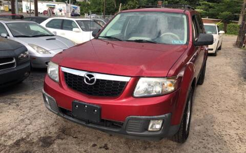 2008 Mazda Tribute for sale at Six Brothers Auto Sales in Youngstown OH