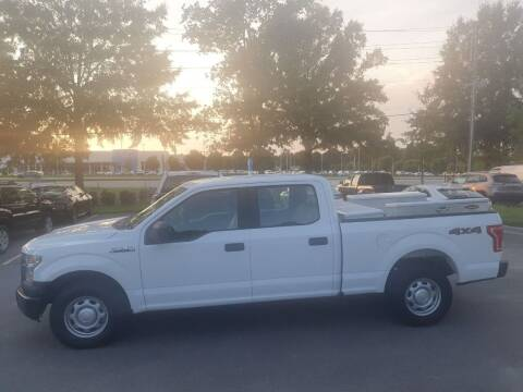 2017 Ford F-150 for sale at Econo Auto Sales Inc in Raleigh NC