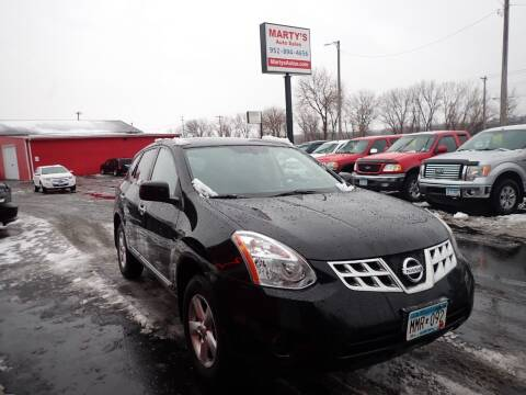 2013 Nissan Rogue for sale at Marty's Auto Sales in Savage MN