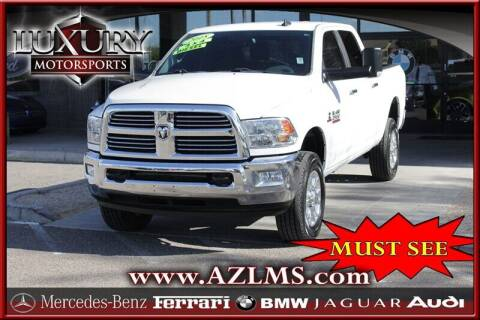 2018 RAM Ram Pickup 2500 for sale at Luxury Motorsports in Phoenix AZ