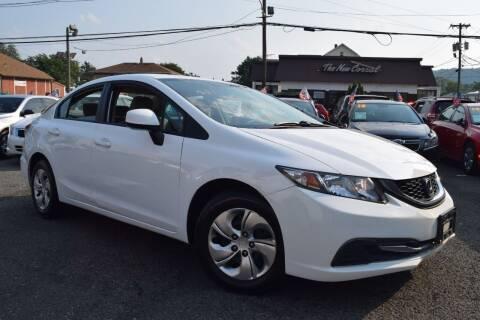 2013 Honda Civic for sale at VNC Inc in Paterson NJ