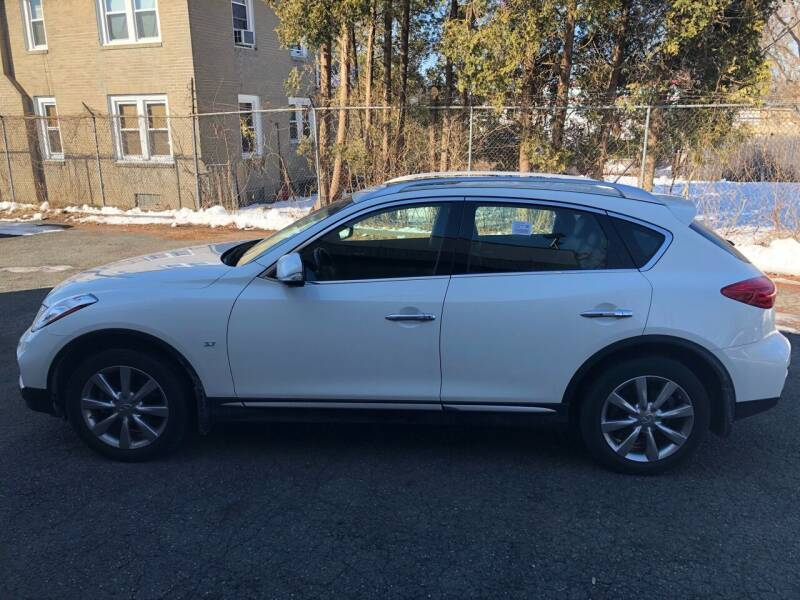 2017 Infiniti QX50 for sale at New Look Auto Sales Inc in Indian Orchard MA