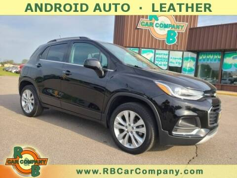 2020 Chevrolet Trax for sale at R & B Car Co in Warsaw IN