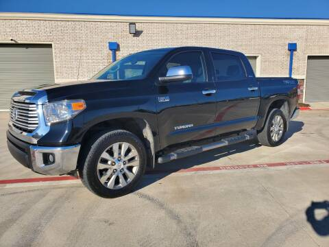 2015 Toyota Tundra for sale at Italy Auto Sales in Dallas TX