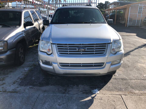 2010 Ford Explorer for sale at Auction Direct Plus in Miami FL