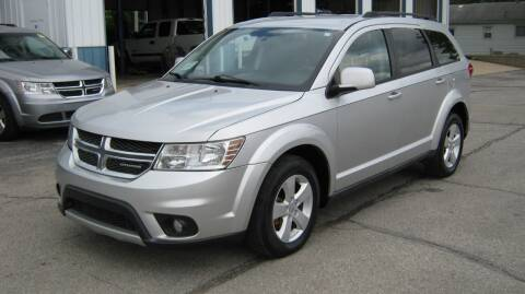 2012 Dodge Journey for sale at Affordable Automotive Center in Frankfort IN