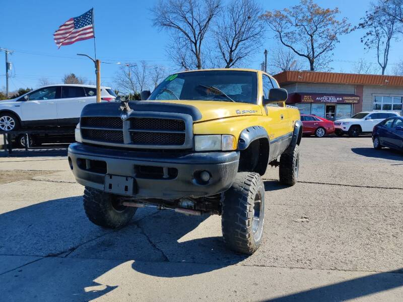 2000 Dodge Ram Pickup 1500 for sale at Lamarina Auto Sales in Dearborn Heights MI