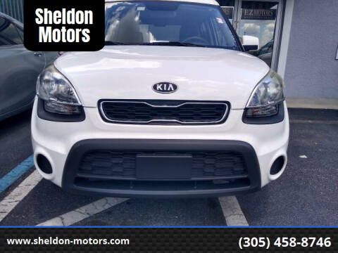 2012 Kia Soul for sale at Sheldon Motors in Tampa FL