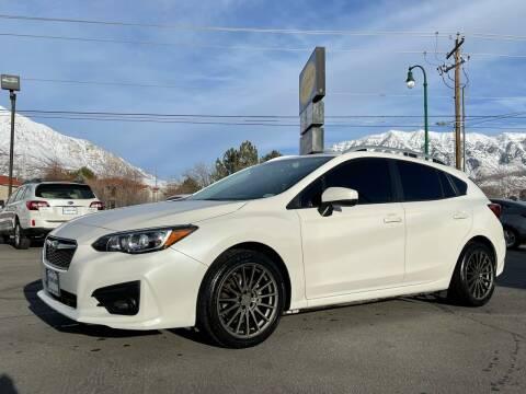 2018 Subaru Impreza for sale at Ultimate Auto Sales Of Orem in Orem UT