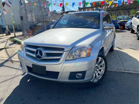 2012 Mercedes-Benz GLK for sale at Best Cars R Us LLC in Irvington NJ