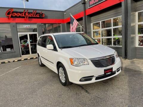 2014 Chrysler Town and Country for sale at Goodfella's  Motor Company in Tacoma WA