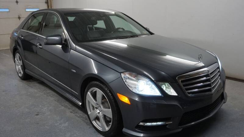 2012 Mercedes-Benz E-Class for sale at World Auto Net in Cuyahoga Falls OH