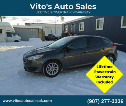 2018 Ford Focus for sale at Vito's Auto Sales in Anchorage AK