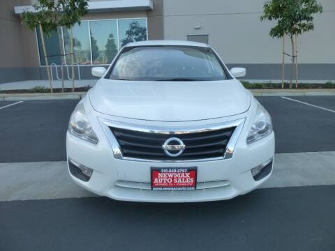2014 Nissan Altima for sale at Newmax Auto Sales in Hayward CA