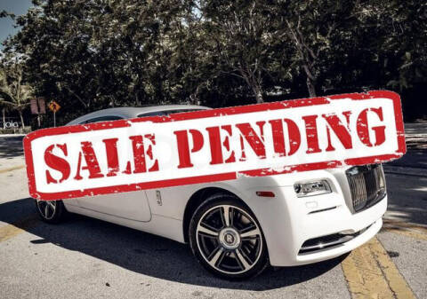 2014 Rolls-Royce Wraith for sale at ELITE MOTOR CARS OF MIAMI in Miami FL