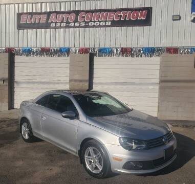 2012 Volkswagen Eos for sale at Elite Auto Connection in Conover NC