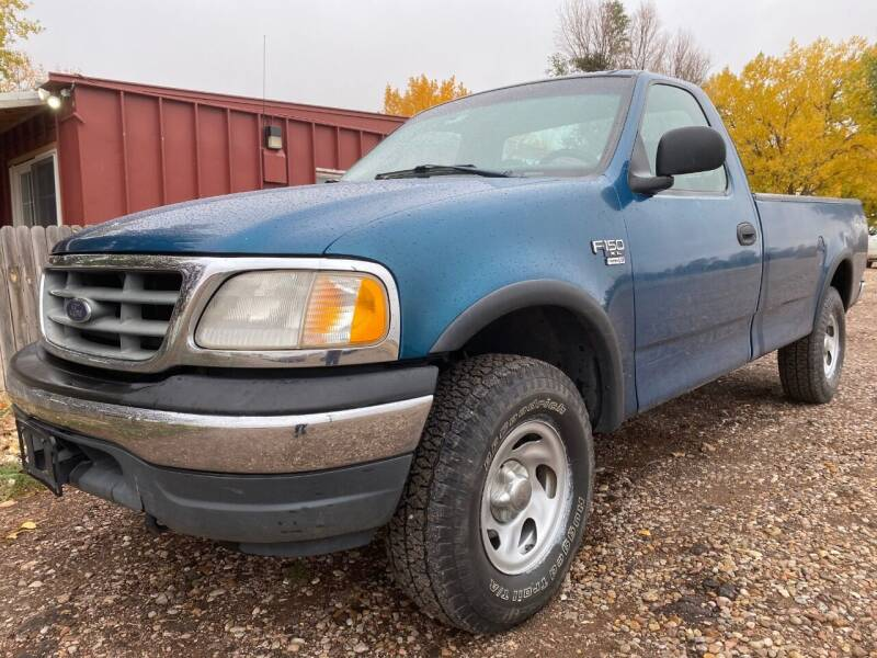 2000 Ford F-150 for sale at Autos Trucks & More in Chadron NE