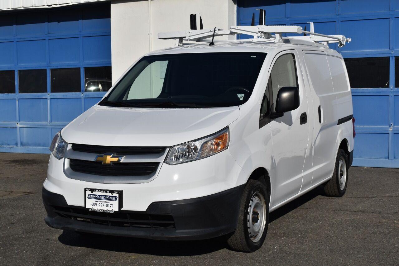 2017 Chevrolet City Express Cargo LS 4dr Cargo Mini Van