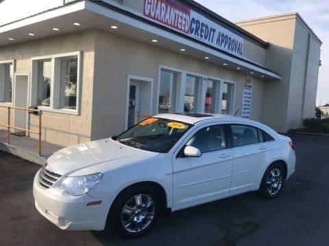 2010 Chrysler Sebring for sale at Suarez Auto Sales in Port Huron MI