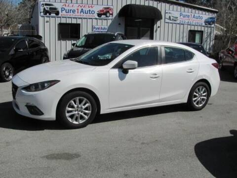 2015 Mazda MAZDA3 for sale at Pure 1 Auto in New Bern NC