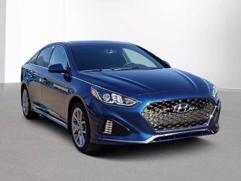 2018 Hyundai Sonata for sale at Jimmys Car Deals in Livonia MI