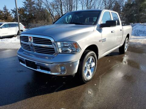 2019 RAM Ram Pickup 1500 Classic for sale at Ace Auto in Jordan MN