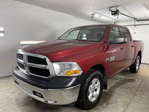2013 RAM Ram Pickup 1500 for sale at 4 Friends Auto Sales LLC in Indianapolis IN