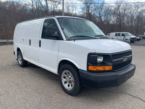 2014 Chevrolet Express Cargo for sale at George Strus Motors Inc. in Newfoundland NJ