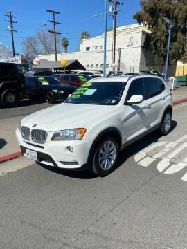 2013 BMW X3 for sale at LA PLAYITA AUTO SALES INC - 3271 E. Firestone Blvd Lot in South Gate CA