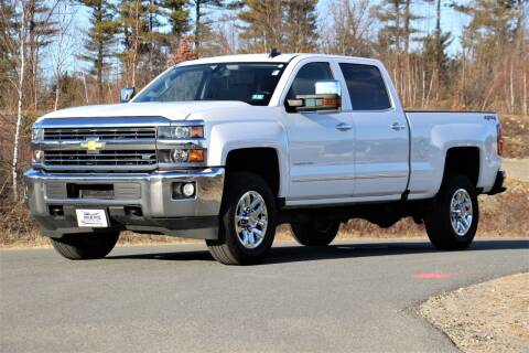 2019 Chevrolet Silverado 2500HD for sale at Miers Motorsports in Hampstead NH