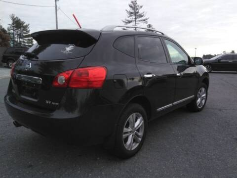 2013 Nissan Rogue for sale at Ataboys Auto Sales in Manchester NH