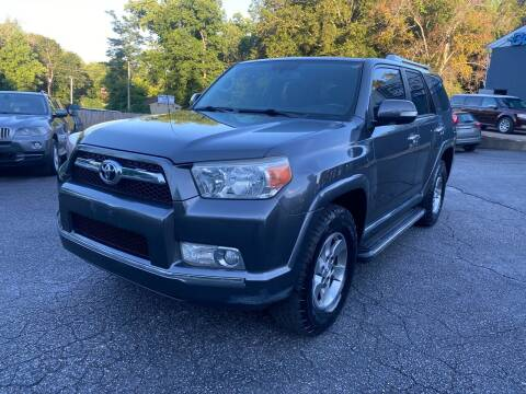 2012 Toyota 4Runner for sale at Bowie Motor Co in Bowie MD