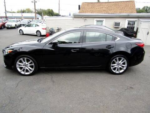 2014 Mazda MAZDA6 for sale at American Auto Group Now in Maple Shade NJ