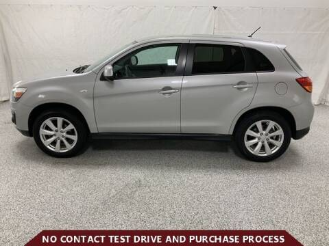 2015 Mitsubishi Outlander Sport for sale at Brothers Auto Sales in Sioux Falls SD