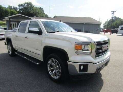 2015 GMC Sierra 1500 for sale at Specialty Car Company in North Wilkesboro NC