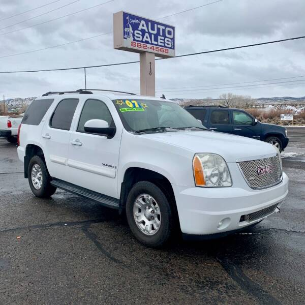 2007 GMC Yukon for sale at Capital Auto Sales in Carson City NV