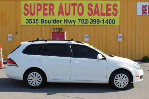 2014 Volkswagen Jetta for sale at Super Auto Sales in Las Vegas NV