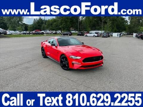 2021 Ford Mustang for sale at LASCO FORD in Fenton MI