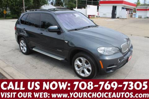 2013 BMW X5 for sale at Your Choice Autos in Posen IL