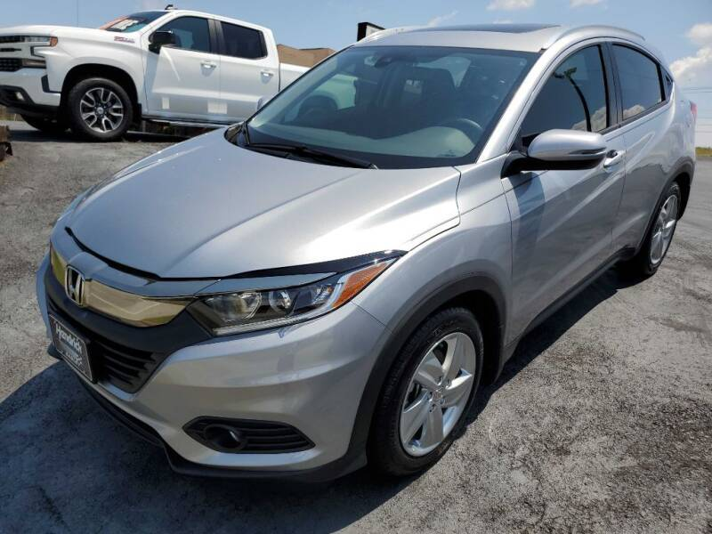 2020 Honda HR-V for sale at THE TRAIN AUTO SALES & RENTALS in Taylors SC