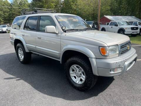 1999 Toyota 4Runner for sale at MBL Auto Woodford in Woodford VA