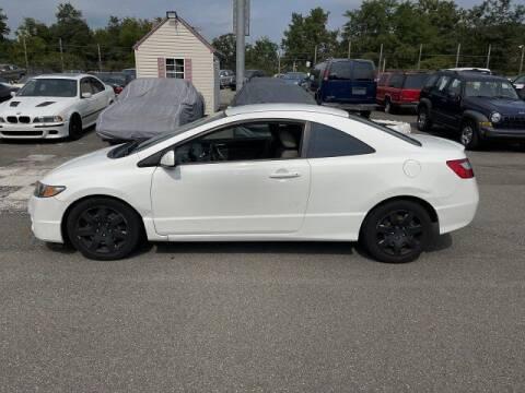 2011 Honda Civic for sale at FUELIN FINE AUTO SALES INC in Saylorsburg PA