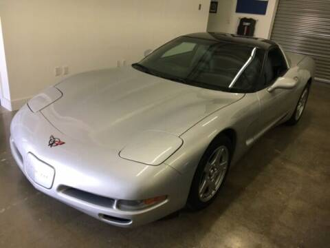 1997 Chevrolet Corvette for sale at CHAGRIN VALLEY AUTO BROKERS INC in Cleveland OH