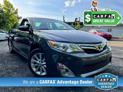 2012 Toyota Camry Hybrid for sale at High Rated Auto Company in Abingdon MD