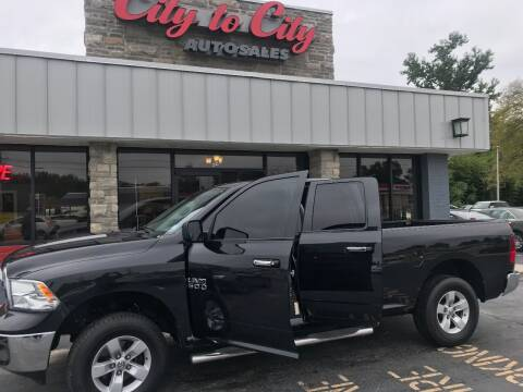 2016 RAM Ram Pickup 1500 for sale at City to City Auto Sales - Raceway in Richmond VA