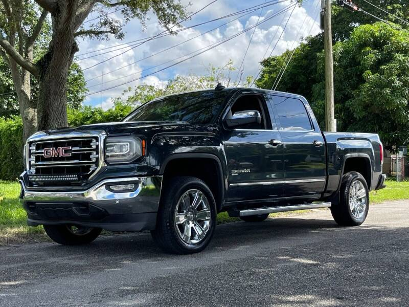 2018 GMC Sierra 1500 for sale at Auto Direct of South Broward in Miramar FL